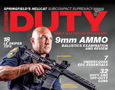 Duty magazine 2019