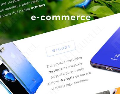 E-commerce designs