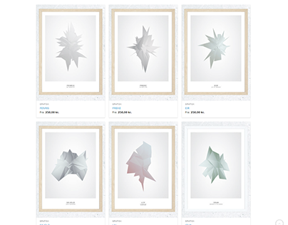 SHARDS Posters serie