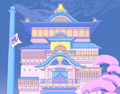 Ghibli Secret Worlds