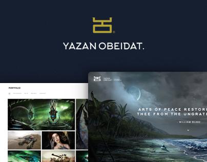 Yazan Obeidat - Personal Identity