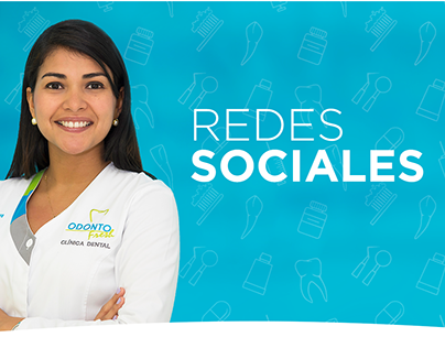 Redes Sociales - Odonto Fresh