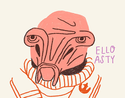 Star Wars From the Letter E