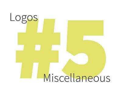 Logos #5 - Miscellaneous