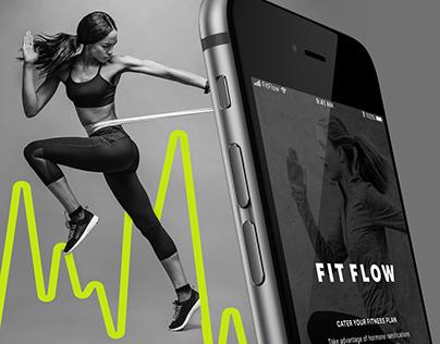 Fit Flow app