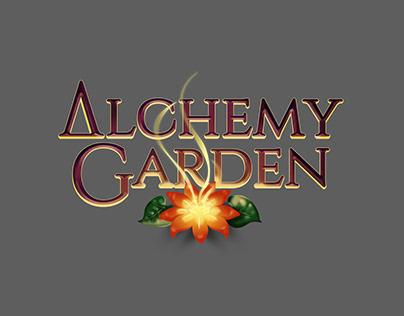 Logo Alchemy Garden