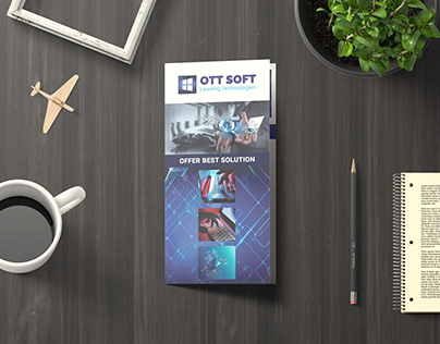 Trifold Brochure - New Technology