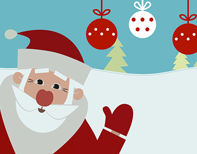 Webavance | Merry xmas animation