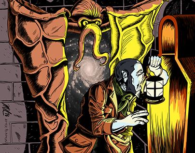 Comics, Mad Doctors #3 (excerpt)