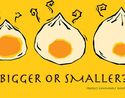 Bigger or Smaller?