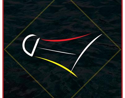 Logo Raduno Alto Livello Nazionale Italiana Badminton