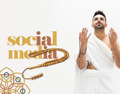 Social Media - Hajj Campaign