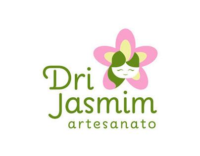 Dri Jasmim - Visual identity