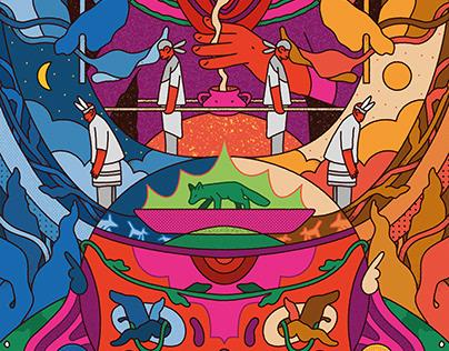 Manigua [ Poster Series ]