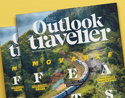 Outlook Traveller Redesign
