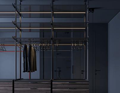 rimadesio wardrobe b#2c