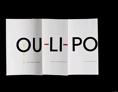 Oulipo - Edition
