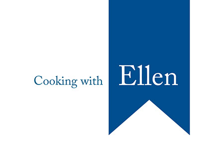 Cooking with Ellen