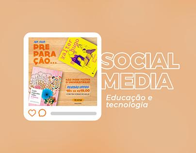 Social Media - Tecnologia & Educação