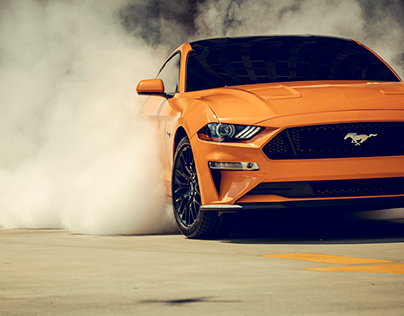 Ford MUSTANG - serie IV