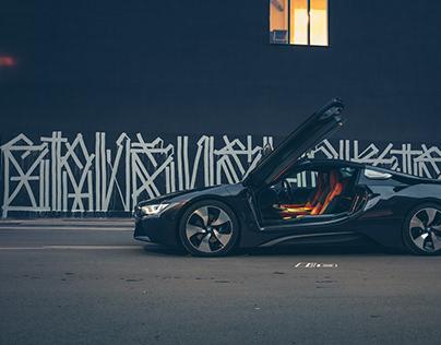 BMW i8 X Copenhagen