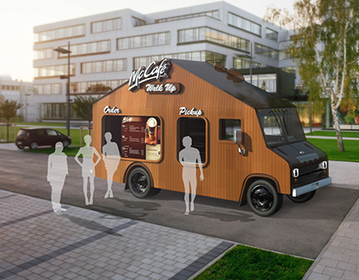 McCafe Food Truck Experience