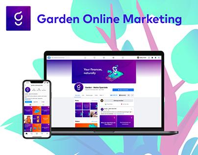 Garden – Online Marketing