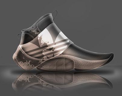 Autumn.Leaf Adidas Footwear Concept