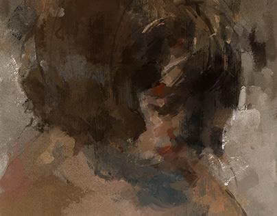Portrait / Approach
