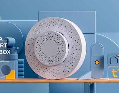 Tuya Wifi Smart Air Box