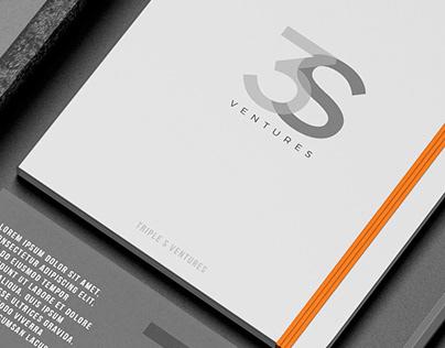 Triple S Ventures: Logotype & Visual Identity