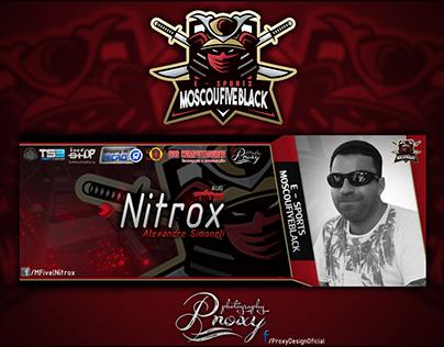 Capa Facebok Nitrox - Point Blank