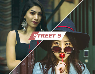 Street Style Photoshop Actions