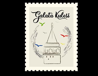 GalataKulesiPul Vize