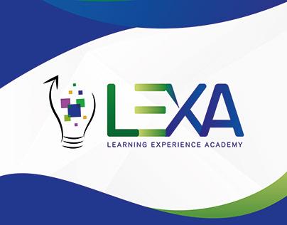 LEXA - Visual Identity