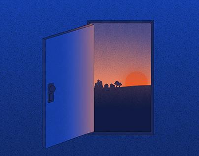 Editorial Illustration — Clarion // Apr–Jun 2020