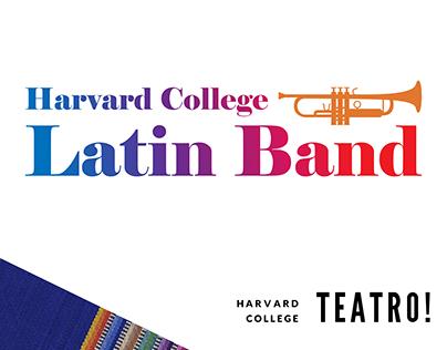 Logo   Harvard College Latin Band