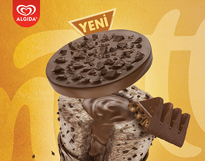 Cornetto Disc Toblerone Key Visual
