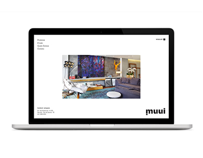 Muui — website