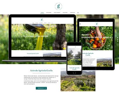 Azienda Agricola Guella | website