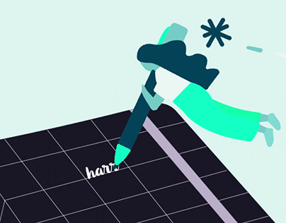 Mossery Website Animation | Motion Graphic
