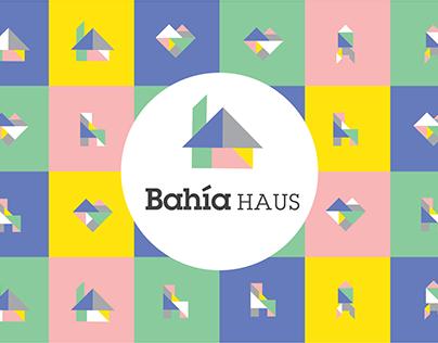 BahiaHAUS Branding Visual Identity System