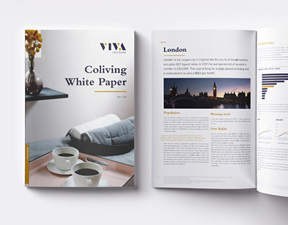 Vivahouse print design