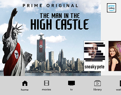 Prime Video Re-design