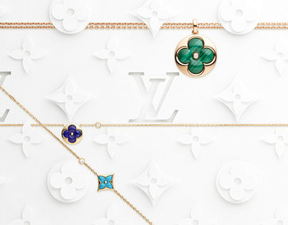 Louis Vuitton / Bridal Jewelry