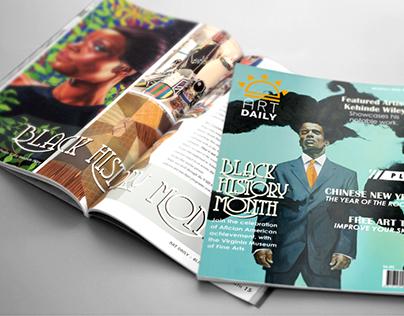 Art Daily Magazine