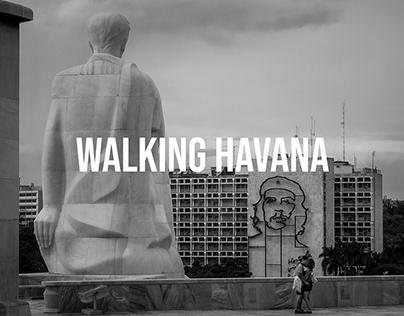 Walking Havana