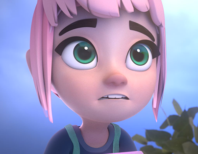 Hi-Score | 3D Animated Student Short