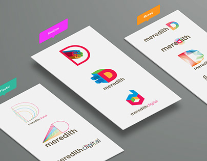 Meredith Digital Brand Identity