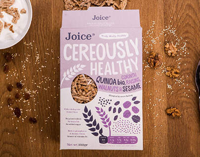 Joice-Cereously Healthy